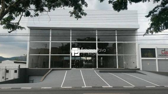 Salão À Venda, 2600 M² Por R$ 8.000.000,00 - Mogi Das Cruzes - Mogi Das Cruzes/sp - Sl0001