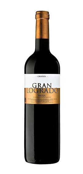 Vino Tinto Gran Logrado Crianza Rioja Bod. Pinord 1 Bot (f)
