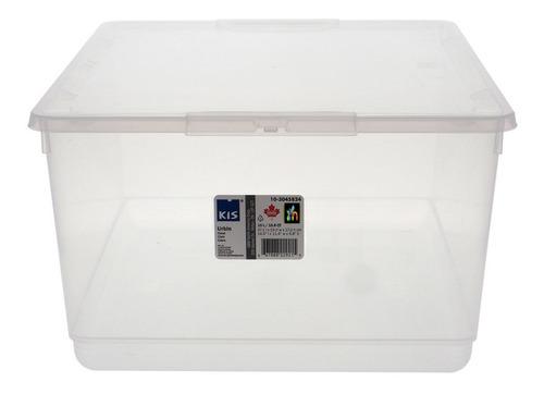 Caja  Almacenar Organizadora Plastico Cajon Guardar Ordenar