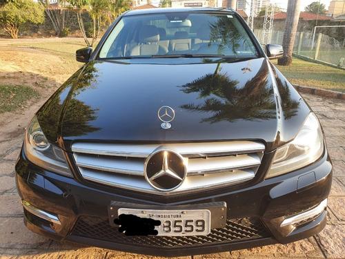 Mercedes-benz C200 Cgi 2014
