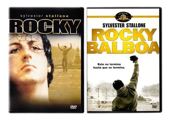 Rocky Y Rocky Balboa Paquete Peliculas Dvd