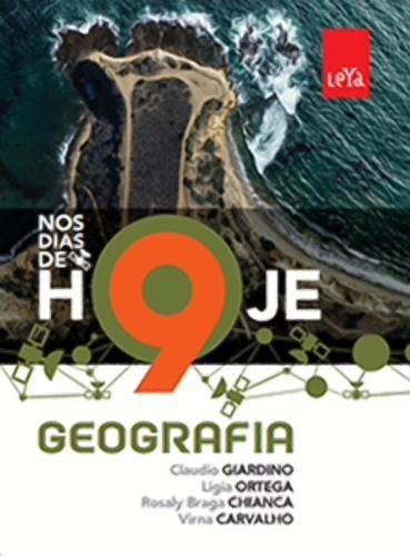 Nos Dias De Hoje - Geografia - 9º Ano - Ensino Fundamental I