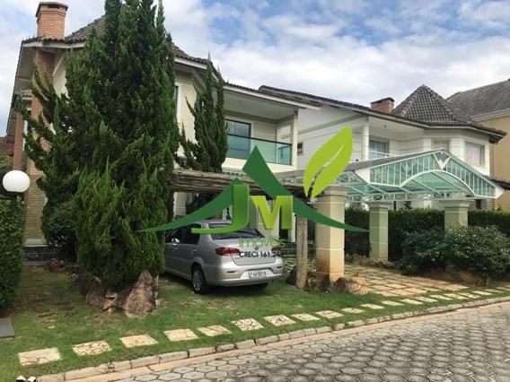 Casa Em Atibaia Condominío Fechado Disponível Para Venda E Locação - 1100