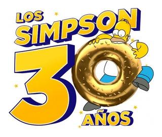Los Simpsons (temporadas 21 - 30 Remasterizadas Hd Latino)