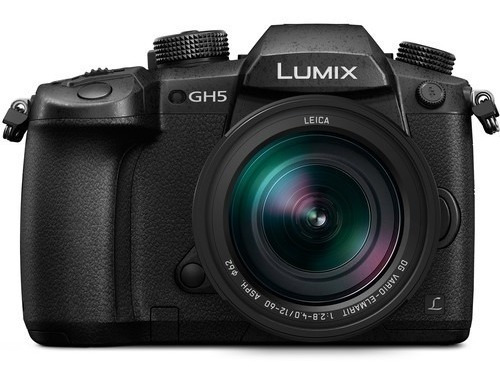 Kit Panasonic Gh5 12-60mm Leica F/2.8-4 * Usd2600