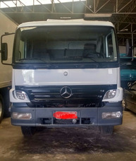 Mb Atego 1725 2006/07 Toco Chassi