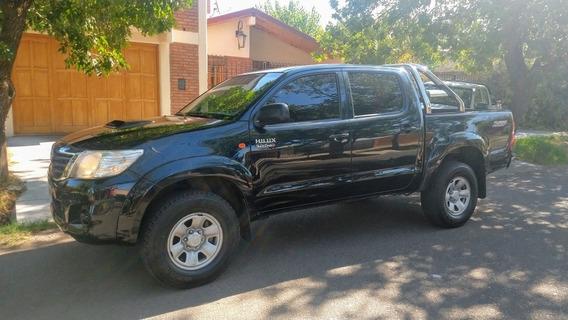 Toyota Hilux 3.0 Cd Sr I 171cv 4x2 2012