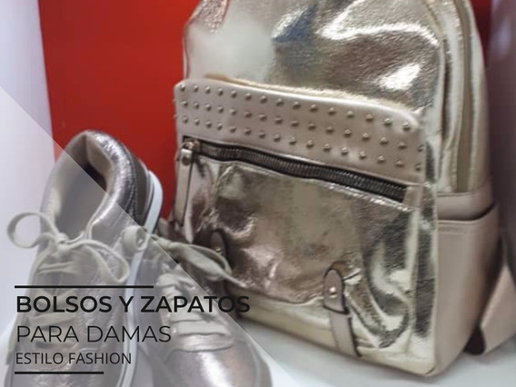 Bolsos Y Zapatos Para Damas Estilo Fashion