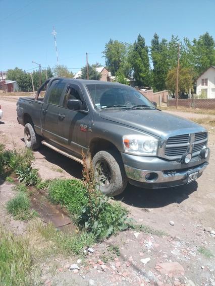 Dodge Ram 5.9 2500 Slt Quadcab Atx 4x4 2010