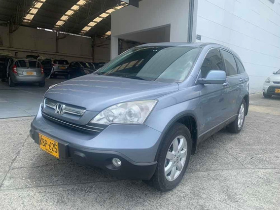 Honda Cr-v 2.400 At Mod 2.009