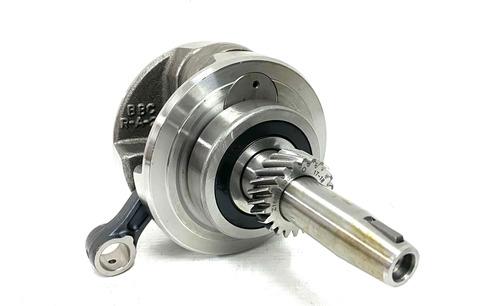 Imagen 1 de 9 de Conjunto Arbol Motor (ciguenal) Zanella Fx 150-200-250 Mad