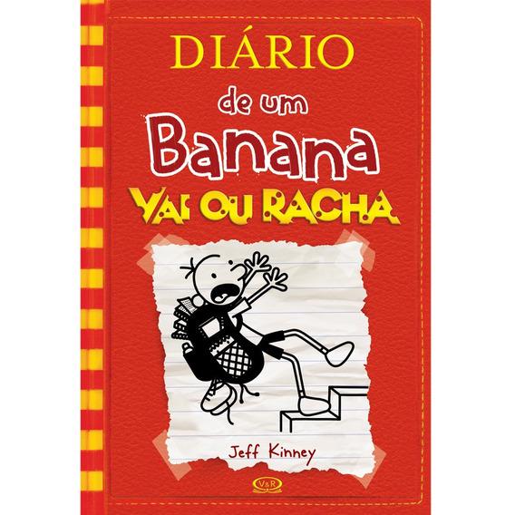 Diário De Um Banana - Vai Ou Racha Vol. 11 - V&r Editora