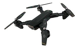 Drone Toysky S169 Con Camara Film Hd 1080 Black Plegable