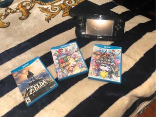 Wii U Con 3 Juegos