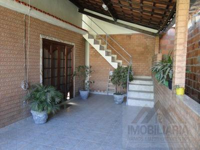 Casa Para Venda Em Duque De Caxias, Vila Leopoldina, 5 Dormitórios, 1 Suíte, 2 Vagas - 1138