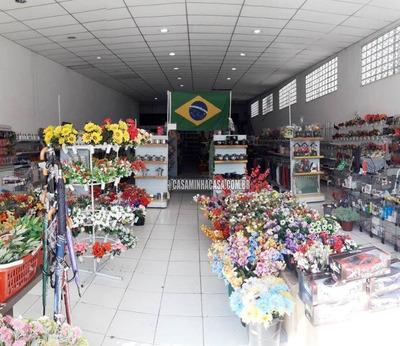Passo O Ponto Com Estoque, Avenida Andrômeda, Jardim Satélite, São José Dos Campos. - Lo0003