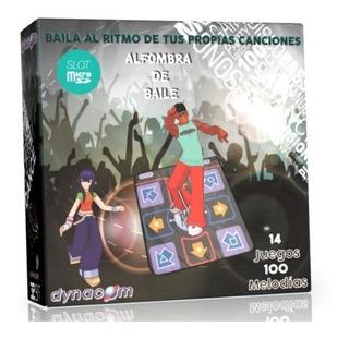 Alfombra De Baile Tv Y Pc Entrada Sd + 100 Melodias Juegos