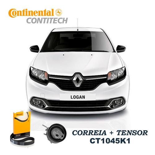 Imagem 1 de 1 de Correia Dentada + Tensor Logan Expression 1.0 16v 2012