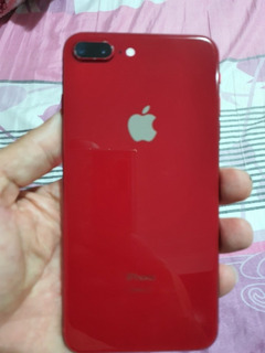 iPhone 8 Plus Red Product 256gb