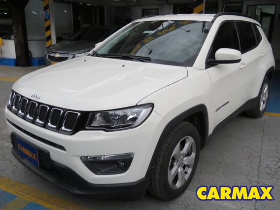 Jeep Compass Longitude At 2.4 Financiable Hasta El 100%