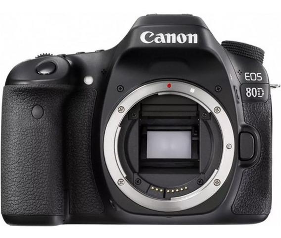 Corpo Canon E05 D80 Nova
