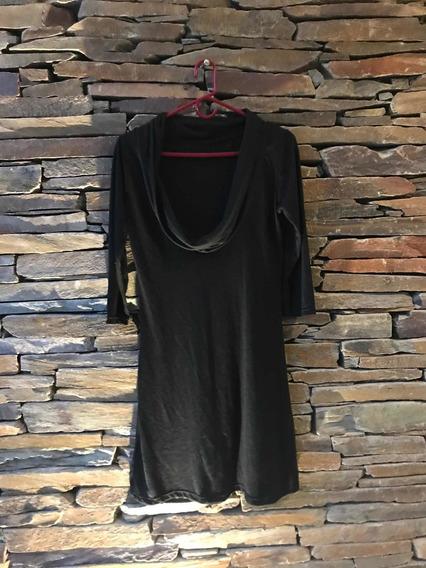 Vestido Negro Talle M