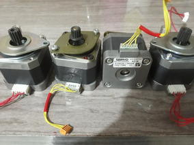 4 X Motor De Passo Nema Nidec Kv4239 Impressora 3d