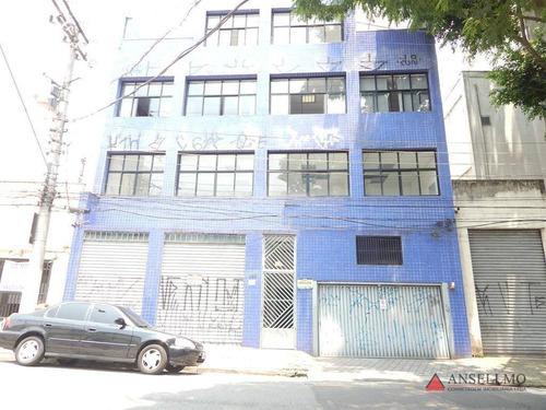 Imagem 1 de 24 de Prédio À Venda, 1214 M² Por R$ 7.000.000,00 - Centro - São Bernardo Do Campo/sp - Pr0022