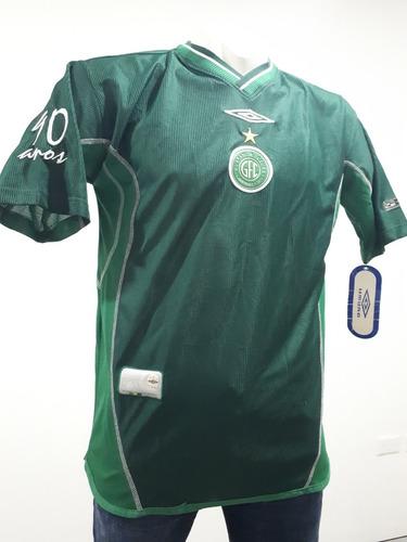 Jersey Club Guaraní Campinas 2001 Festejo 90 Aniversario