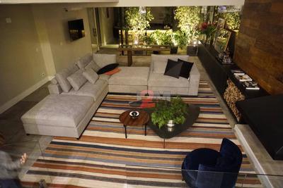 Casa Com 4 Dormitórios À Venda, 310 M² Por R$ 2.979.000 - Campo Belo - São Paulo/sp - Ca4846
