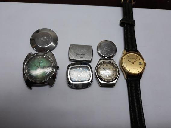 Relógios Technos Para Retirada De Peças Ou Restauração