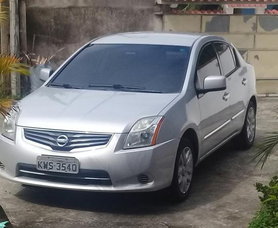 Nissan Sentra 2.0 Flex 4p 2010