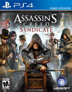 Assassins Creed Syndicate / Juego Físico / Ps4