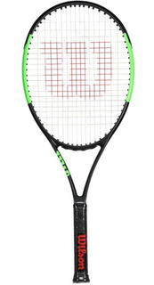 Raqueta Tenis Wilson Blade 26 Grafito Junior Funda Y Cuerda