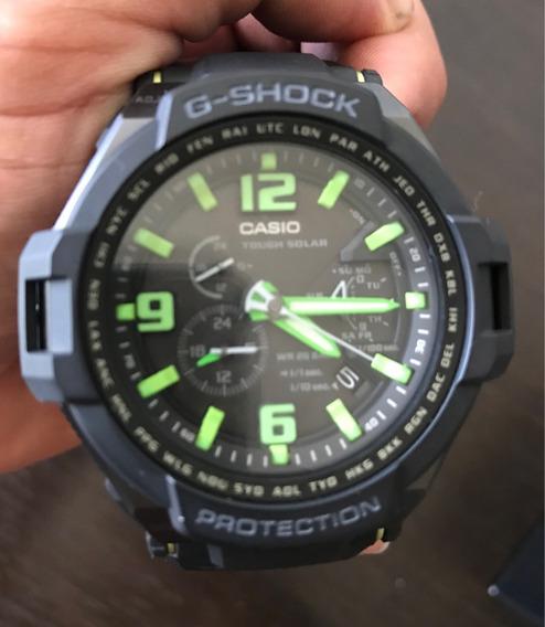 Relógio Casio Gshock G1400 Verde