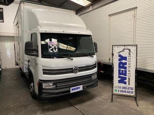 Volkswagen Delivery Express Ano 2020 Bau Un.dono