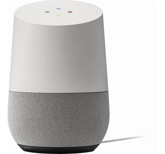 Google Home Asistente De Voz Blanco Con Gris