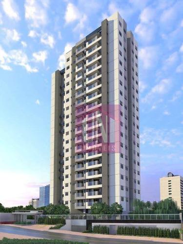 Imagem 1 de 17 de Apartamento Com 2 Dormitórios À Venda, 62 M² Por R$ 514.381,00 - Vila Assunção - Santo André/sp - Ap1757