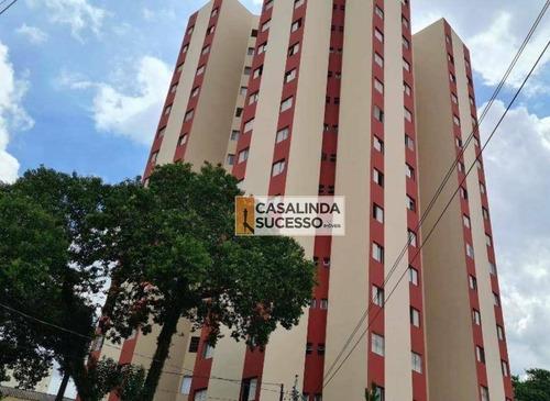 Apartamento, 50 M² - Venda Por R$ 340.000,00 Ou Aluguel Por R$ 1.300,00/mês - Vila Matilde - São Paulo/sp - Ap6208