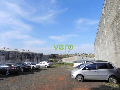 Imagem 1 de 4 de Terreno À Venda, 2187 M² Por R$ 1.100.000 - Distrito Industrial I - Santa Bárbara D'oeste/sp - Te0007