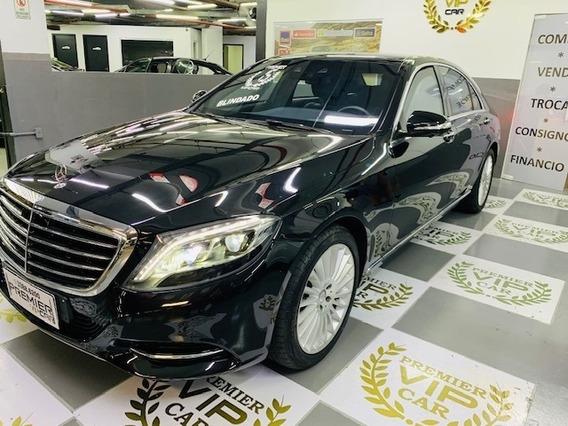 Mercedes-benz S 500 L 4.7 V8 32v Biturbo Gasolina 4p Automát