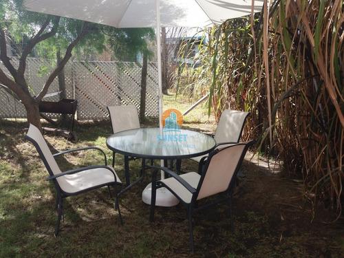 Punta Del Este Tio Tom Casa De Muy Buena Construccion - Ref: 146