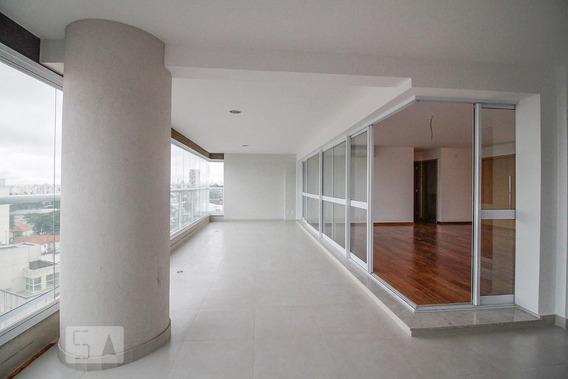 Apartamento No 13º Andar Mobiliado Com 4 Dormitórios E 4 Garagens - Id: 892907421 - 207421