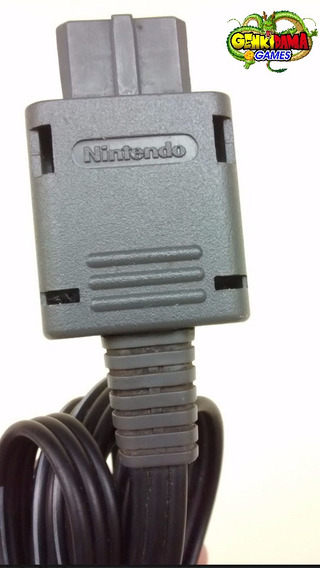 Cabo Av Original Nintendo 64 Super Nintendo Game Cube Snes