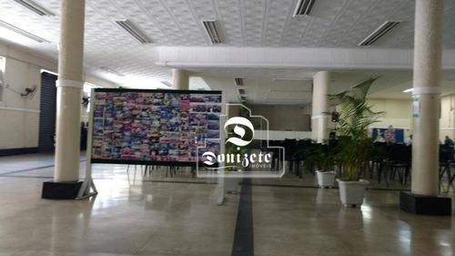 Prédio À Venda, 2718 M² Por R$ 5.500.000,00 - Centro - Santo André/sp - Pr0054