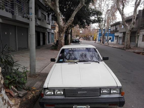Toyota Corona Corona Gnc 1982