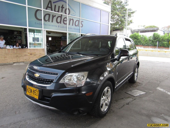 Chevrolet Captiva Full Equipo