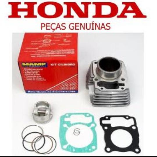 Kit Motor Original Honda Da Fan125 2004/2008
