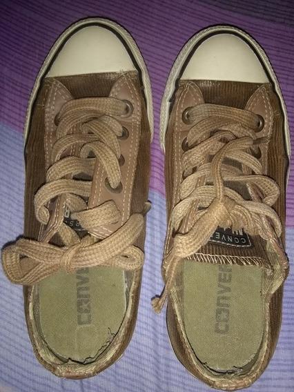 Zapatos Converse Dama Talla 35