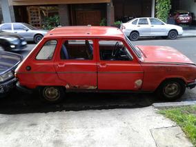 Renault 6 R6 Gtl Gnc
